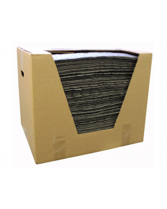 Fine Fiber Universal Pads, heavy weight, 15 in x 18 in, boxed, 100 ct - #83435