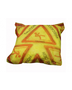 HIVis print HazMat Pillow, 10-in x10-in, 40 count - #83521