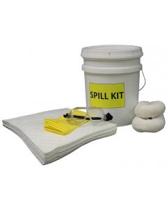 Oil Only Spill Kit 5-gallon (19 L) - #83536