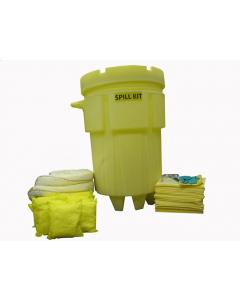 HazMat Wheeled Spill Kit 95 gallon (360 L) - #83549