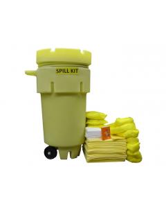 HazMat Wheeled Spill Kit 50 gallon (189 L) - #83552