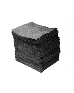 Recycled Universal Pads, Heavy weight, 15 in x 18 in, bagged, 100 ct - #83565