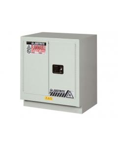 ChemCor® Under Fume Hood Corrosives/Acids Safety Cabinet, 19 gallon, 2 Self-Close Doors, Light Neutral - #8831272