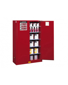Sure-Grip® EX Combustibles Safety Cabinet for paint and ink,60 gallon,2 manual close doors. - #894511