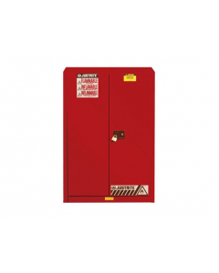 Sure-Grip® EX Combustibles Safety Cabinet for paint and ink,60 gallon,2 self-close doors. - #894531