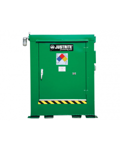 Clearance: Agri-Turf Outdoor Safety Locker, 52-Cu Ft - #9140200