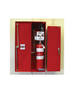 Fire Suppression, Dry Chemical System, for 6 through 16 Drum (205 through 506 Cu Ft) Lockers - #915405