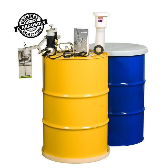 Aerosolv® 7000XL Dual-Compliant Aerosol Can Recycling System