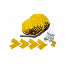 Make-A-Berm, Custom Spill Containment Kit, 2 inch High x 50 Feet Long - #28465
