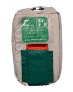 10-Gallon Gravity Fed Eyewash Insulated Jacket - #10GFEW-BLKT