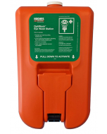 Self-Contained, Portable Eye Wash Station, 10-Gallon, Gravity-Fed  - #10GFEW