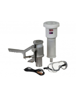 Aerosolv® Standard System For Recycling Aerosol Cans, Puncturing Unit, Filter, Wire, and Goggles - #28202