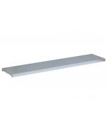 SpillSlope® Steel half-depth Shelf for Double 55 gallon Vertical Drum safety cabinet - #29947