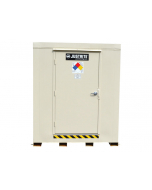 2-Hour Fire-Rated Outdoor Safety Locker, 4-Drum - #912040