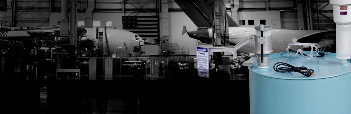 Aerosolv Aerosol Recycling Systems
