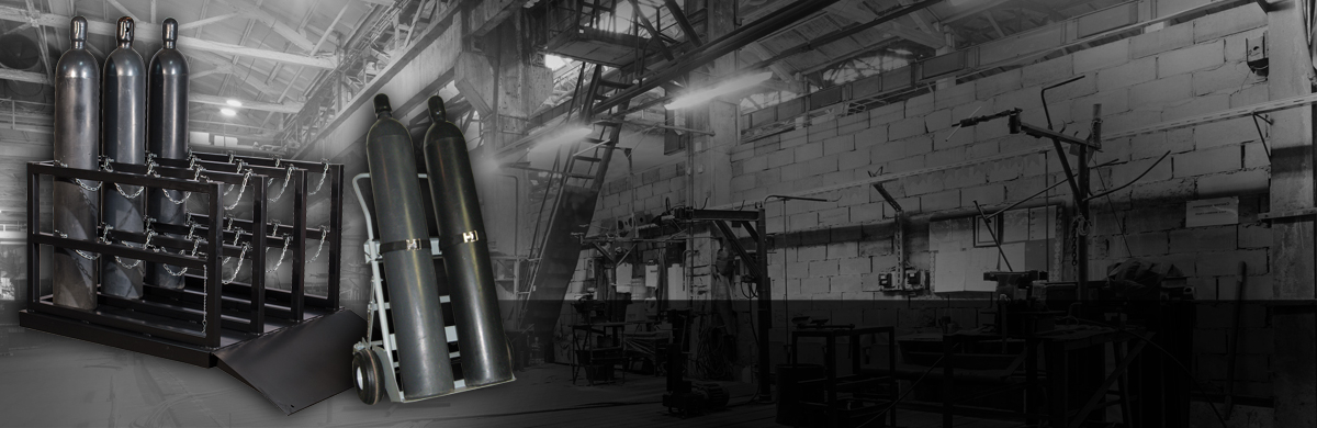 Gas Cylinder Storage & Equipment