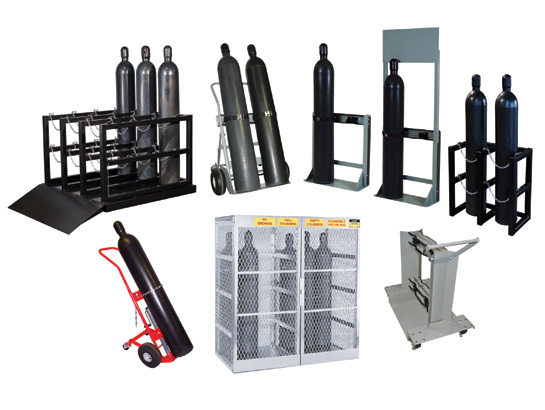 Gas-Cylinder Handling Storage and Essentials