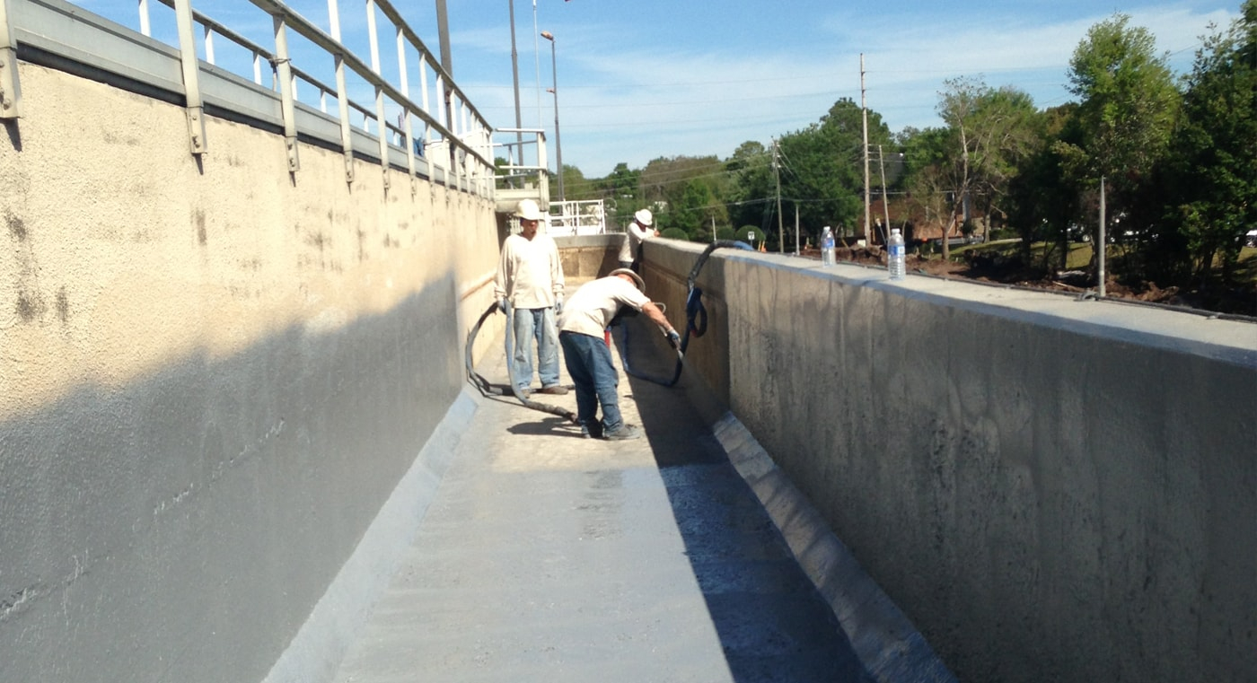 Compliant Water Tank Coating | Proven Coating Spray