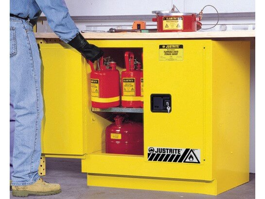 safety experts tips and best practices for using flammable safety cabinets