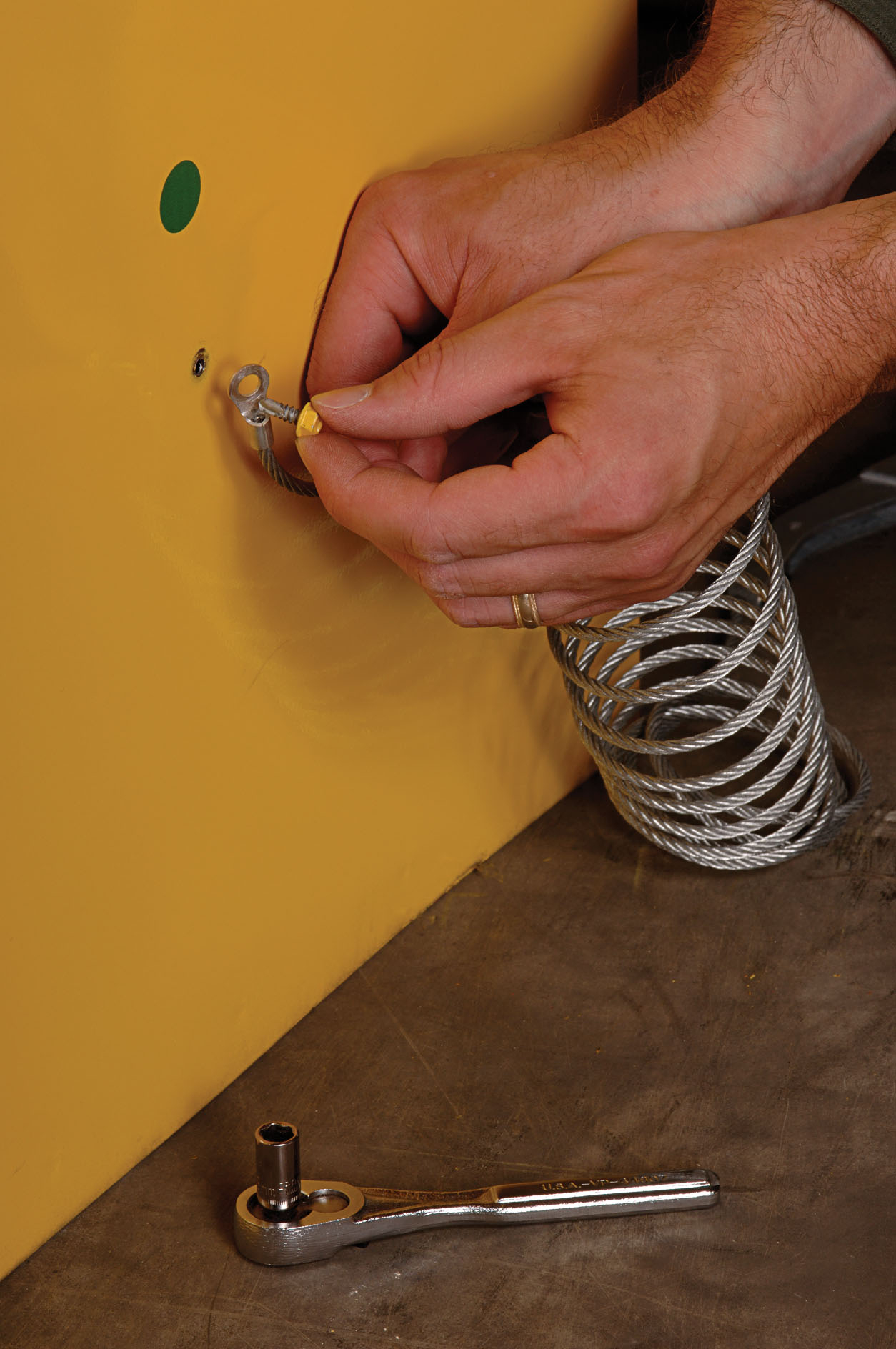 News Justrite S Guide To Safe Grounding And Bonding