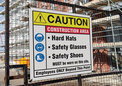 work site safety
