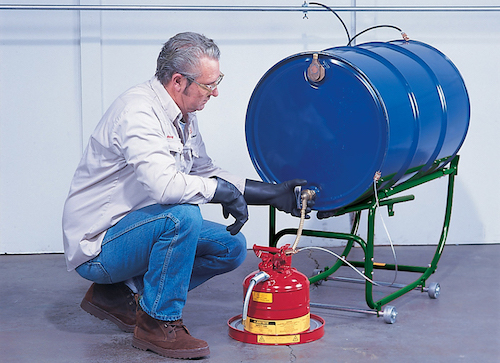 News Best Practices For Safe Drum Storage And Dispensing