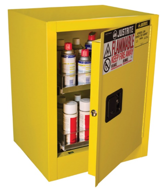 News - How to Store Spray Paint Cans in the Workplace - Justrite