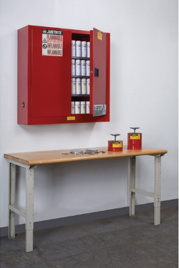 News How To Store Spray Paint Cans In The Workplace Justrite