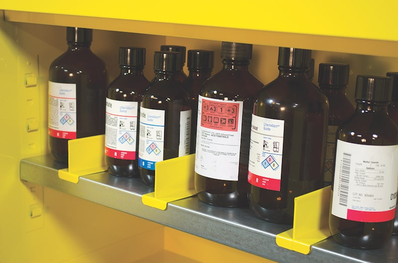 News - Chemical Storage Guidelines: How to Segregate and Organize