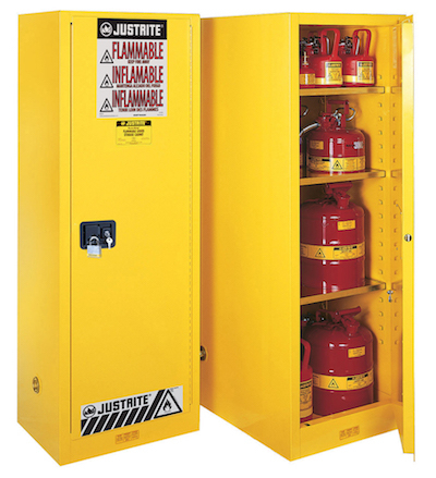 Any Company That Uses Or Stores Flammable And Hazardous Chemicals In  Approved Safety Storage Cabinets Decreases Their Risk Of Devastating  Chemical Fires.