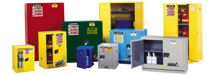 why-use-different-colored-flammable-storage-cabinets